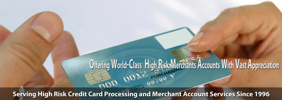 High risk merchant account services in the USA